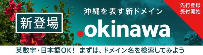 �����\���V�h���C�� .okinawa
